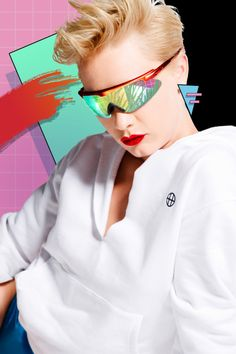Patrick Nagel x HUF 2015 Fall/Winter Collection