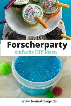 Researcher party: simple ideas for a successful researcher Children's birthday - Kids Birthday researchers DIY Ideas Diy Crafts To Do, Diy Gifts For Kids, Presents For Kids, Crafts For Kids, Birthday Diy, Birthday Parties, Birthday Ideas, Birthday Recipes, Birthday Presents