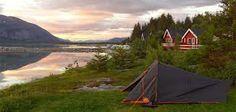 Kystriksveien, Norway