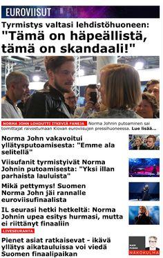 IL Euroviisut 10.5.2017