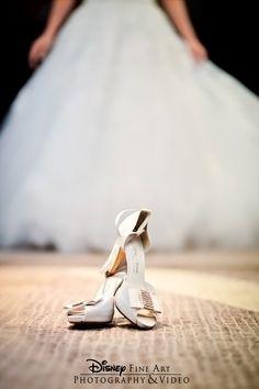 Breathtaking shoe shot #heels #wedding   Cricket - Disney Fine Art & Photography