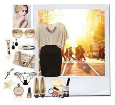 """""""office in the city"""" by jennross76 ❤ liked on Polyvore"""