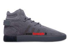 Chaussure Adidas Originals Pas Cher Pour Homme/Femme Adidas Tubular Invader Onix S81796