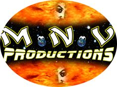 M.N.V. PRODUCTIONS , OFFICIAL LOGO .