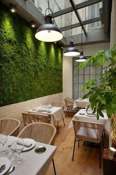 Cricket armchair design Anki Gneib Edulis Restaurant - C/ Velazquez, 11. 28001 Madrid more on bit.ly/ZZAfUB #varaschin #design #design furniture #contract #indoor #outdoor #madrid #chair #edulis