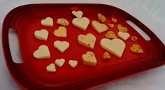 Valentine's Day activities with heart