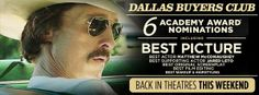 Academy Awards Best Picture, Dallas Buyers Club, Entertaining Movies, Oscar Night, Oscar Wins, See Movie, Best Supporting Actor, Save The Children, Matthew Mcconaughey