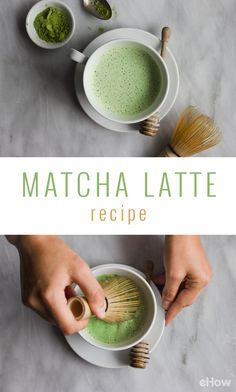 Matcha is packed with antioxidants and delivers a wonderful dose of caffeine without the drowsy crash of coffee. This drink is traditionally made with water, but it also tastes great with milk, as well as other dairy alternatives, so be sure to play around with this recipe to find what suits your tastes best. http://www.ehow.com/how_2293555_make-matcha-latte.html?utm_source=pinterest.com&utm_medium=referral&utm_content=freestyle&utm_campaign=fanpage