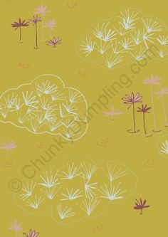 Secret Garden Series by Catherine Pang-Murray Dumpling, Illustrations, Watercolor, Garden, Design, Decor, Pen And Wash, Watercolor Painting, Garten