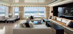Luxury beach apartment in Tel Aviv by Daniel Hasson
