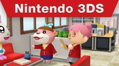 Nintendo 3DS - Animal Crossing: Happy Home Designer - Dream Homes