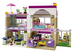 Lego Friends; Olivia�s House