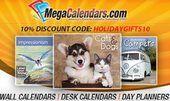 MegaCalendars is the America s Favorite Calendar Store Since 2013 Calendar, Custom Calendar, Online Calendar, Traverse City, Day Planners, Fort Collins, The Past, America, Celebrities