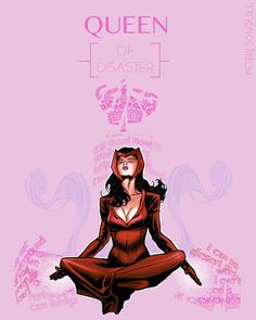 The Scarlet Witch: Queen of Disaster