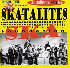 The Skatalites Foundation Ska Vinyl LP Foundation Ska is one of the pop compilations to explore the greatness of the legendary Skatalites. This top-tier Jamacain ska band featured the cream of the isl Scandal, Music Basics, Ska Music, Jamaica Reggae, Ska Punk, Audio Studio, Jamaican Music, Vinyl Lp, Pochette Album