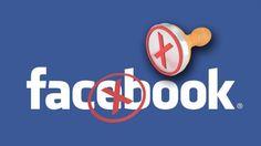 5 cose da fare prima di eliminare il tuo account facebook
