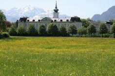 Seniorenheim Nonntal, Salzburg, Austria. Most beautiful nursing home ever