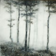 Foggy Morning - Blair Lambert - Rick Stevens Art