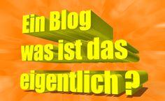 Ein Blog, was ist das eigentlich?