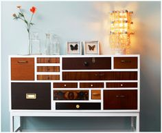 Residence Design: Återanvänd din gamla byrå!