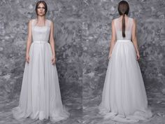 Aimée Ligia Mocan S/S 16 Bridal Collection Wedding Dress Trends, Designer Wedding Dresses, Wedding Gowns, Romanian Wedding, Chloe, Pattern Cutting, Bridal Collection, Wedding Details, Perfect Fit