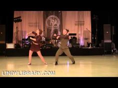 ILHC 2012 - Lindy Hop Pro Classic - William Mauvais & Maeva Truntzer