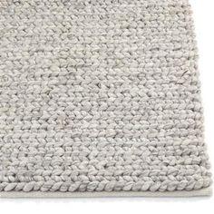 Linie Design Comfort 70x70cm Rug, Silver