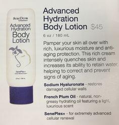 Body Lotion, Anti Aging, Moisturizer, Senegence Products, Skin Care, Cosmetics, Beauty, Nails, Moisturiser