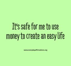 44 Powerful Affirmations for Money9