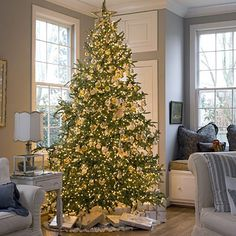 Let Christmas sparkle in gold - Comfortable home