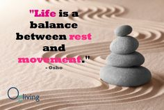 FInd your balance. Discover yoga at o2living.