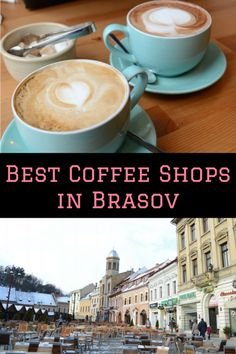 We drank all the coffee we could in two months and we& created this list for you. Traveling to Brasov? These are the best coffee shops in Brasov, Romania. Hipster Coffee Shop, Best Coffee Shop, Coffee Shops, Backpacking Europe, Europe Travel Tips, European Travel, Travel Guides, Coffee Around The World, Travel Around The World