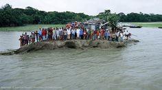 Bangladesh. World view of global warming http://diplomacist.org/