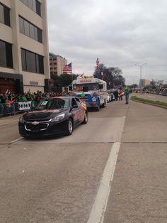 Greenville Avenue Parade #1800StPattysParade