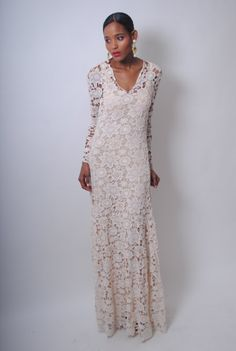 Hey, I found this really awesome Etsy listing at http://www.etsy.com/listing/106995727/vintage-inspired-ivory-lace-crochet