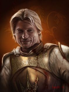 Game of Thrones - Jamie Lannister by Anna Mitura