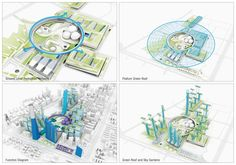 Hanking Nanyou Newtown Urban Planning Design Proposal (13)