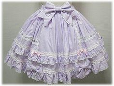 Angelic Pretty Pastel Fairy Skirt