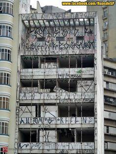 Pixação - São Paulo- Brasil!