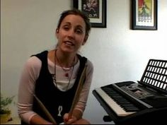Lesson2-How to teach rhythm to children, including tips for making it fun; learn this and more in this free online music class for children taught by expert Hope Wells.    Expert: Hope Wells  Bio: Hope Wells teaches privately through California Music Academy in Westlake Village, Calif.  Filmmaker: Nili Nathan