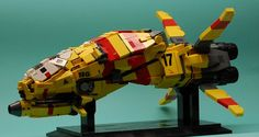Taiidan Gunship, slight return | Flickr - Photo Sharing!