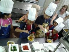 Children Cooking Class