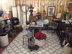 Lots of great finds at Greenwood Antique Mall!