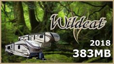 2018 Forest River Wildcat 383MB Fifth Wheel RV For Sale Tradewinds RV Center Shop 2018 Wildcat 383MB and check out our huge online selection now at http://ift.tt/2sa6bo5 or call TradeWinds RV at 810-547-5965!   The 2018 Wildcat 383MB fifth wheel is sure to please your fun-loving family!   This rig is built with exterior storage compartments has an aerodynamic custom-painted front cap a Lippert extended pin box and has ivory high-gloss gel-coated fiberglass sidewalls.   The 383MB is stocked…