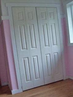 Ana White   Build a Behind Closet Door Storage   Free and Easy DIY Project and Furniture Plans