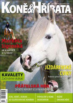 Květen 2016 Equestrian, Goats, Magazines, Horses, Animals, Journals, Animales, Animaux, Horseback Riding