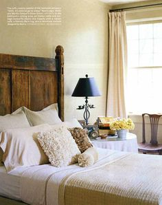 Neutral and serene bedrooms | My Paradissi