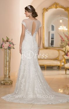 Stella York wedding dresses stocked by Fross Wedding Collections. View our bridal boutique's range of Stella York bridal gowns. Vintage Inspired Wedding Dresses, Stunning Wedding Dresses, Wedding Dresses For Sale, Bridal Dresses, Wedding Gowns, Tulle Wedding, Elegant Wedding, Stella York, Keyhole Back Wedding Dress