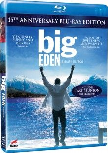 Big Eden tells a truly original tale of a thirty-something gay guy, Henry Hart (Arye Gross, Ellen, Six Feet Under) who returns to his childhood Montana home to confront his unrequited passion for his high school best friend.