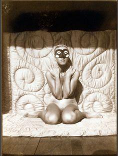 Claude Cahun  Autoportrait  1929